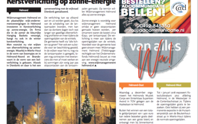 De Loop Weekkrant Helmond 1/12/2017